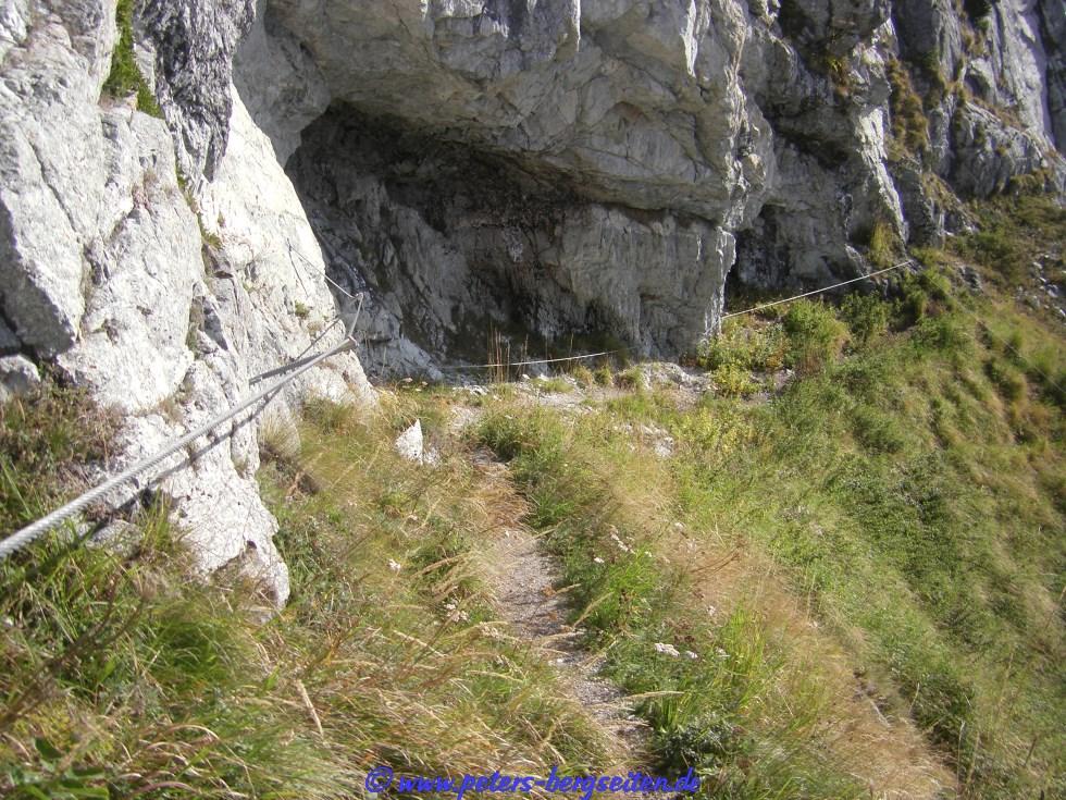 Klettersteig Meran : Peters bergseiten heini holzer klettersteig
