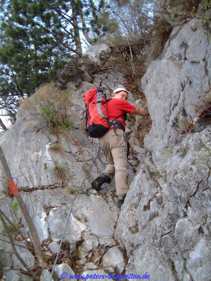 fausto susatti klettersteig