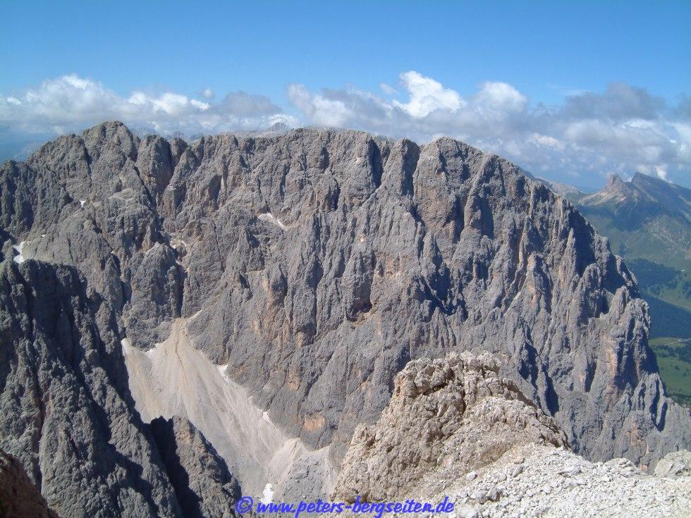 Klettersteig Plattkofel : Peters bergseiten oskar schuster klettersteig plattkofel