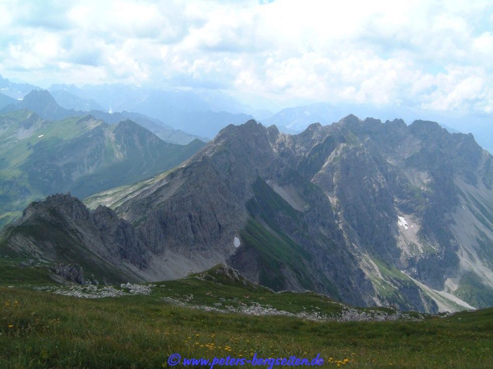 Hindelanger Klettersteig Ungesicherte Stellen : Hindelanger klettersteig allgäuer alpen tourentipp