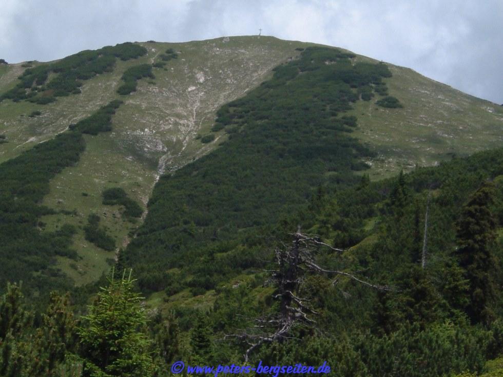 Klettersteig Wankspitze : Peter s bergseiten südliche wankspitze